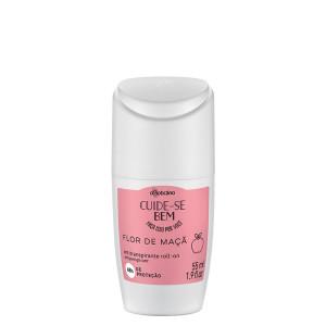 Boticario Cuide-se Bem (Flor de Maca)  - Desodorante Antitranspirante Roll On 55 Ml
