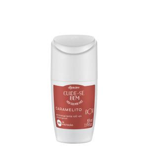Boticario Cuide-se Bem (Caramelito)  - Desodorante Antitranspirante Roll On 55 Ml