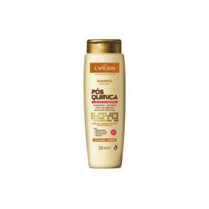 Capicilin Pos Quimica - Shampoo Sem Sal 250 Ml