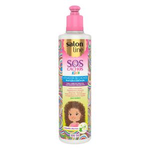 Salon Line Tratamento (SOS Cachos Kids) - Ativador de Cachos Nutricao e Definicao 300 Ml