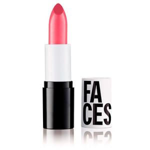 Natura Faces (Efeito Cremoso)  - Batom Rosa Kiss Me FPS 8 (3,5 Gr)