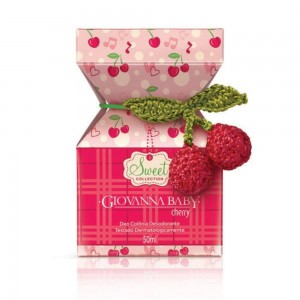 Giovanna Baby Sweet - Deo Colonia Cherry 50 ml