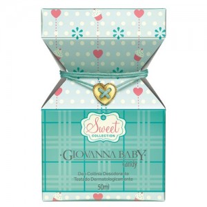 Giovanna Baby Sweet - Deo Colonia Candy 50 ml