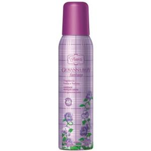 Giovanna Baby Flowers - Desodorante Antitranspirante Aerossol Fantasy 150ml