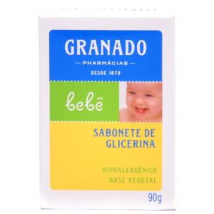 Granado Bebe (Tradicional) - Sabonete de Glicerina em Barra 90 Gr
