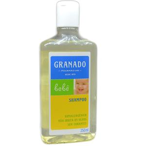 Granado Bebe (Tradicional) - Shampoo Bebe 250 Ml