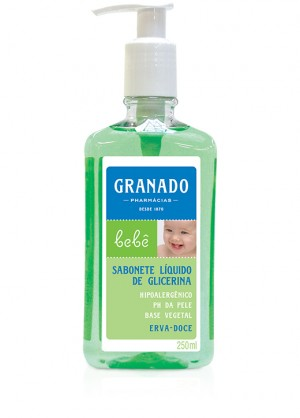 Granado Bebe (Erva-Doce) - Sabonete Liquido 250 Ml