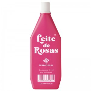 Leite de Rosas Tradicional - Desodorante Corporal  310 Ml