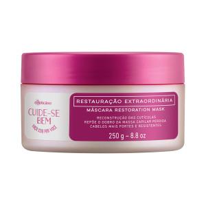 Boticario Cuide-se Bem (Restauracao Extraordinaria) - Mascara 250 Gr