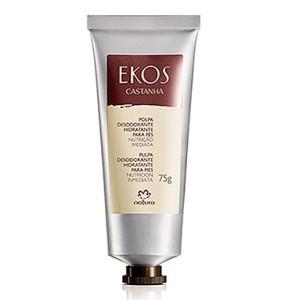 Natura Ekos (Castanha) - Polpa Desodorante Hidratante Para Pes 75 Gr