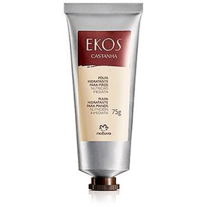 Natura Ekos (Castanha) - Polpa Hidratante Para Maos 75 Gr