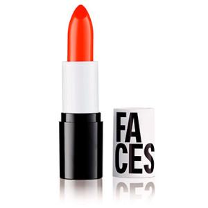 Natura Faces (Efeito Cremoso) - Batom Laranja Acid FPS 8 (3,5 Gr)