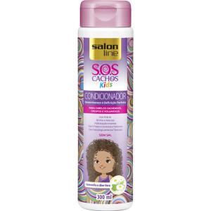 Salon Line Tratamento (SOS Cachos)  - Condicionador Kids 300 Ml
