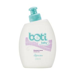 Boticario Boti (Baby) - Shampoo Suave 200 Ml