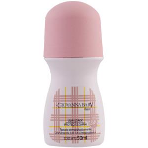 Giovanna Baby Tradicional - Desodorante Antitranspirante Roll On Classic 50ml