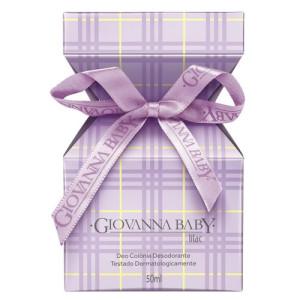 Giovanna Baby Tradicional - Deo Colonia Lilac 50 ml