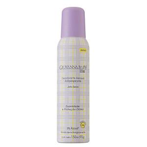 Giovanna Baby Tradicional - Desodorante Antitranspirante Aerossol Lilac 150ml