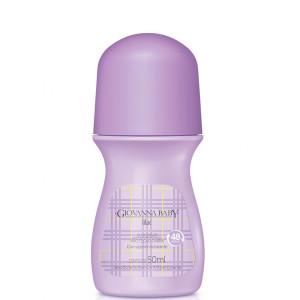Giovanna Baby Tradicional - Desodorante Antitranspirante Roll On Lilac 50ml