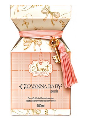 Giovanna Baby Sweet - Deo Colonia Peach 100 ml