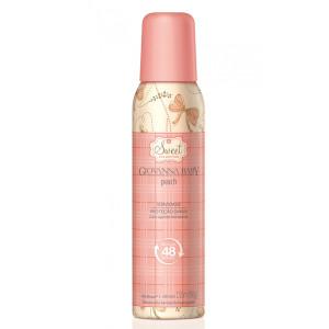 Giovanna Baby Sweet - Desodorante Antitranspirante Aerossol Peach 150ml