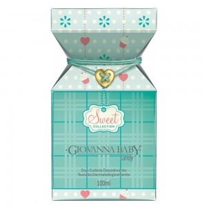 Giovanna Baby Sweet - Deo Colonia Candy 100 ml