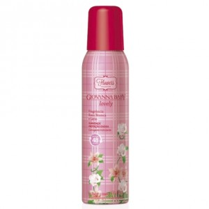 Giovanna Baby Flowers - Desodorante Antitranspirante Aerossol Lovely 150ml