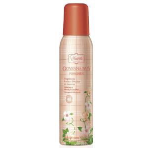Giovanna Baby Flowers - Desodorante Antitranspirante Aerossol Romantic 150ml