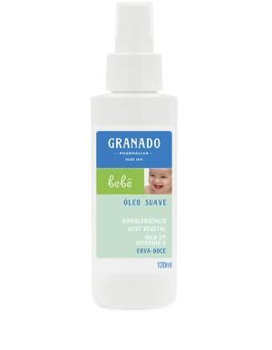 Granado Bebe (Erva-Doce) - Oleo Suave 120 Ml