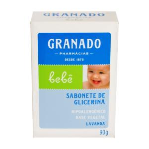 Granado Bebe (Lavanda) - Sabonete em Barra 90 Gr