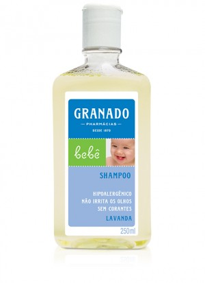 Granado Bebe (Lavanda) - Shampoo Bebe 250 Ml