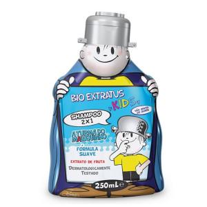 Bio Extratus Kids - Shampoo 2x1 Praticidade e Diversao 250 Ml