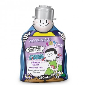 Bio Extratus Kids - Shampoo Limpeza Delicada 250 Ml